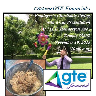 GTE Employee Charitable Giving